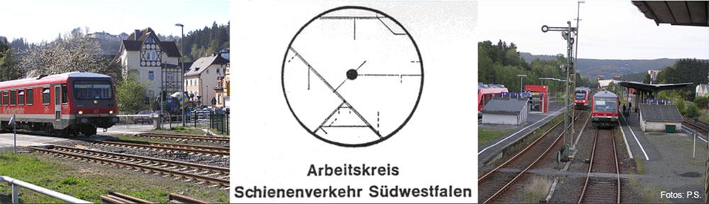 Arbeitskreis Schienenverkehr Südwestfalen e.V.